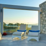 Irida seaview balcony